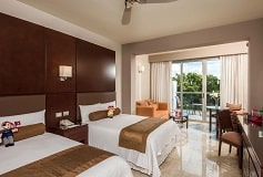 Habitación Family Club del Hotel Hotel Grand Riviera Princess