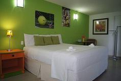 Habitación Hotel Room Deluxe del Hotel Hotel Green 16