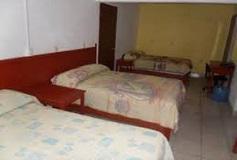 Habitación Triple del Hotel Hotel Hacienda de Zapata