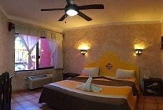 Habitación Estándar King Size del Hotel Hotel Hacienda María Bonita