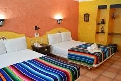Habitación Estándar del Hotel Hotel Hacienda María Bonita