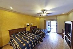 Habitación Deluxe Suite del Hotel Hotel Hacienda Suites