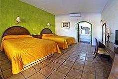 Habitación Estándar Suite del Hotel Hotel Hacienda Suites