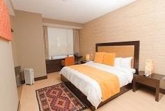 Habitación Junior Suite del Hotel Hotel HauSuites