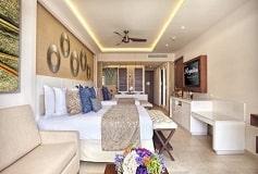 Habitación Luxury Junior Suite del Hotel Hotel Hideaway at Royalton Riviera Cancún Sólo Adultos