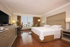 Habitación Club Level del Hotel Hotel Hilton Guadalajara