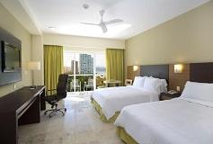 Habitación Junior Suite Balcony del Hotel Hotel Hilton Puerto Vallarta Resort All Inclusive