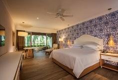 Habitación Junior Suite Hacienda Jardín del Hotel Hotel Hilton Puerto Vallarta Resort All Inclusive