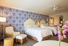 Habitación Junior Suite Hacienda Swim-out del Hotel Hotel Hilton Puerto Vallarta Resort All Inclusive