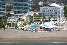 Habitación Junior Suite Jacuzzi del Hotel Hotel Hilton Puerto Vallarta Resort All Inclusive