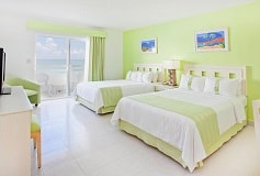 Habitación Estándar Vista al Mar del Hotel Hotel Ocean View Cancún Arenas