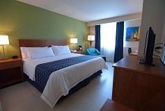 Habitación Estándar Cama King Vista a la Plaza del Hotel Hotel Holiday Inn Express Cabo San Lucas