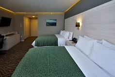 Habitación Dos Camas Queen Size No Fumar del Hotel Hotel Holiday Inn Express Pachuca