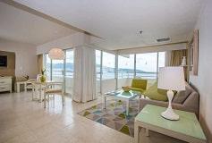 Habitación Bahía Suite Ejecutiva del Hotel Hotel HS HOTSSON Smart Acapulco