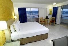Habitación Bahía Suite del Hotel Hotel HS HOTSSON Smart Acapulco