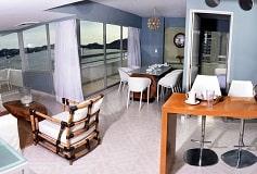Habitación Gran Bahía Suite Familiar del Hotel Hotel HS HOTSSON Smart Acapulco