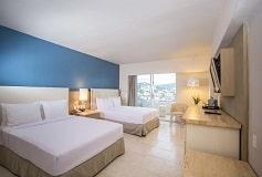 Habitación Habitación de Lujo Ejecutiva del Hotel Hotel HS HOTSSON Smart Acapulco