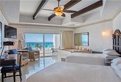 Habitación Zilara Jr Suite Doble del Hotel Hotel Hyatt Zilara Cancún