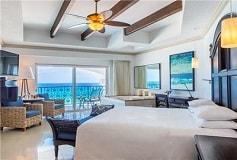 Habitación Zilara Ocean Front Junior Suite King del Hotel Hotel Hyatt Zilara Cancún