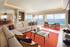 Habitación Suite Presidencial del Hotel Hotel Hyatt Ziva Cancún