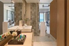 Habitación Turquoize Sky Ocean Front Master Double del Hotel Hotel Hyatt Ziva Cancún