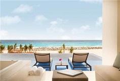 Habitación Turquoize Sky Swim Up Ocean Front Master King del Hotel Hotel Hyatt Ziva Cancún