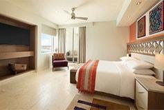 Habitación Ziva Club Ocean Front Master Suite del Hotel Hotel Hyatt Ziva Cancún