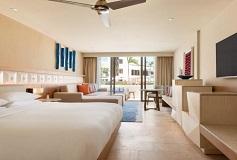 Habitación Ziva Dolphin View Master King del Hotel Hotel Hyatt Ziva Cancún
