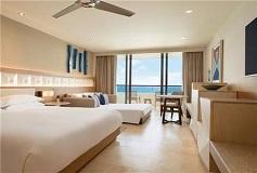 Habitación Ziva Ocean Front King del Hotel Hotel Hyatt Ziva Cancún