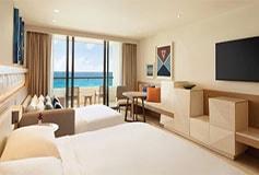 Habitación Ziva Ocean View Doble del Hotel Hotel Hyatt Ziva Cancún