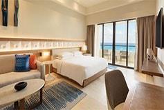 Habitación Ziva Pyramid Suite del Hotel Hotel Hyatt Ziva Cancún