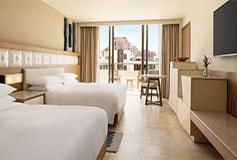 Habitación Ziva Resort View King del Hotel Hotel Hyatt Ziva Cancún