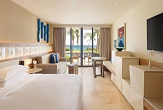Habitación Ziva Swim Up King del Hotel Hotel Hyatt Ziva Cancún