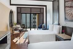 Habitación Ziva Master Doble del Hotel Hotel Hyatt Ziva Los Cabos All Inclusive Experience