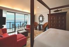 Habitación Club Vista al Mar Suite King Wifi Gratis del Hotel Hotel Hyatt Ziva Puerto Vallarta All Inclusive Resort