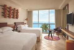 Habitación Frente al Mar Doble Wifi Gratis del Hotel Hotel Hyatt Ziva Puerto Vallarta All Inclusive Resort