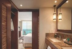 Habitación Vista al Mar Balcón King Wifi Gratis del Hotel Hotel Hyatt Ziva Puerto Vallarta All Inclusive Resort