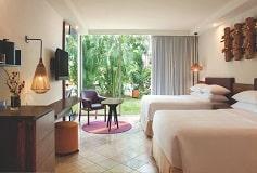 Habitación Vista Parcial al Mar Doble Wifi Gratis del Hotel Hotel Hyatt Ziva Puerto Vallarta All Inclusive Resort