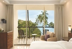 Habitación Vista Parcial al Mar King Wifi Gratis del Hotel Hotel Hyatt Ziva Puerto Vallarta All Inclusive Resort