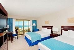 Habitación Estándar Vista al Mar con Balcón del Hotel Hotel Iberostar Cancún