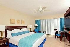 Habitación Doble Vista Lateral al Mar del Hotel Hotel Iberostar Selection Cancún