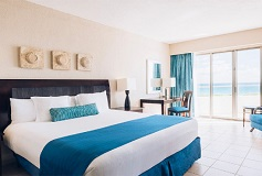 Habitación Suite Vista al Mar del Hotel Hotel Iberostar Selection Cancún
