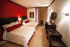Habitación Suite Europa del Hotel Hotel Inglaterra