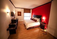 Habitación Suite Londres del Hotel Hotel Inglaterra