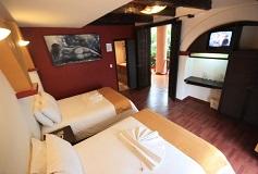 Habitación Twin Estándar  No Reembolsable del Hotel Hotel Jardines del Centro
