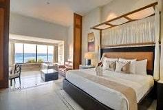 Habitación Suite Jacuzzi Vista al Mar Cama King Size del Hotel Hotel Kore Tulum Retreat & Spa Resort