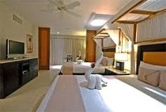 Habitación Suite Jacuzzi Vista Jardín 2 Camas No Reembolsable del Hotel Hotel Kore Tulum Retreat & Spa Resort