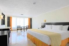 Habitación Estándar 1 Cama King Size del Hotel Hotel Krystal Cancún