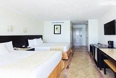 Habitación Estándar Dos Camas del Hotel Hotel Krystal Cancún