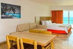 Habitación Estudio Familiar del Hotel Hotel Krystal Cancún